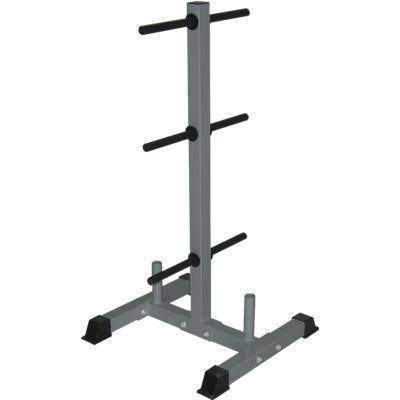 Valor Fitness BH-8 Standard Plate Tree Stand - Fitness Gear