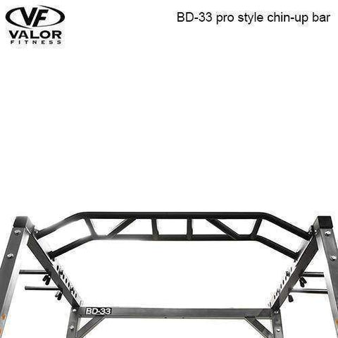 Valor Fitness Power Rack without lat Pull