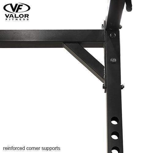 Valor Fitness Power Rack without lat Pull - Fitness Gear