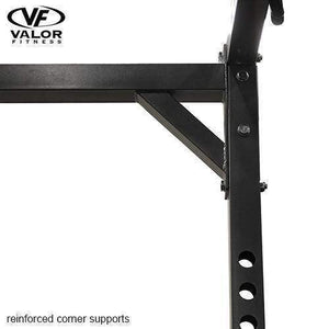 Valor Power Rack without lat Pull - Fitness Gear