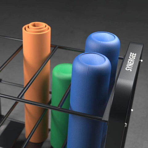 Foam Roller / Yoga Mat Rack