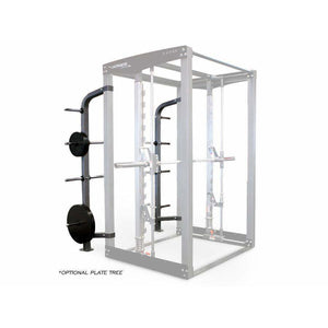 BodyCraft JONES PLATE RACK OPTION for Jones Smith Machines - FitnessGearUSA.Com