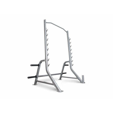 BodyCraft F460 Squat Rack Half Cage for Free Weights - Fitness Gear