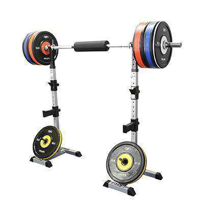 Image of Valor Fitness Power Squat Stands - FitnessGearUSA.Com