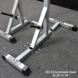 Valor Fitness Power Squat Stands - FitnessGearUSA.Com