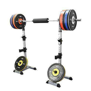 Valor Fitness Power Squat Stands - Fitness Gear