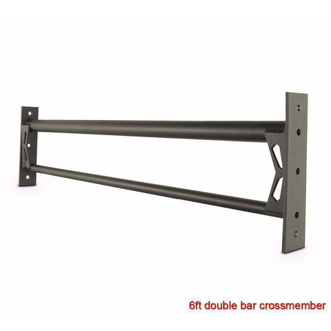 Image of Valor Fitness 6ft double bar crossmember - Fitness Gear