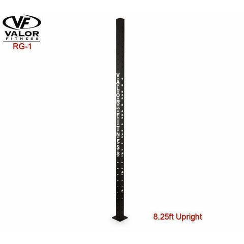Image of Valor Fitness 8.25ft upright - FitnessGearUSA.Com