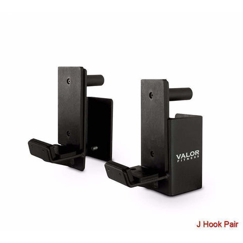 Valor Fitness J Hook Pair - Fitness Gear