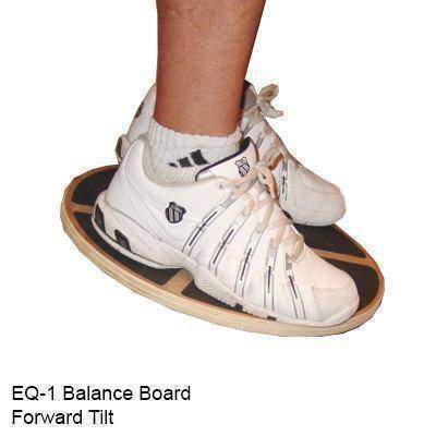 Valor Fitness Wood Balance Board EQ-1 - Fitness Gear