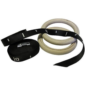 Valor Fitness Wood Gym Rings (2) GRW-1 - Fitness Gear