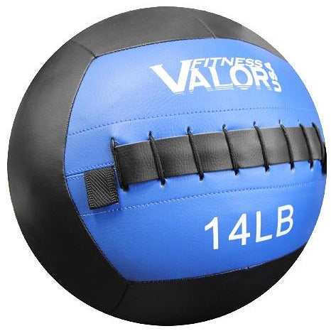 Valor Fitness 14lb Wall Ball WB-14 - Fitness Gear