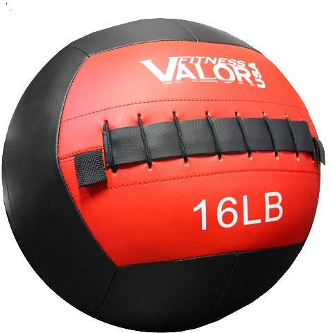 Valor Fitness 16lb Wall Ball WB-16 - Fitness Gear