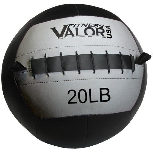 Valor Fitness 20lb Wall Ball WB-20 - Fitness Gear