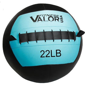 Valor Fitness 22lb Wall Ball WB-22 - Fitness Gear
