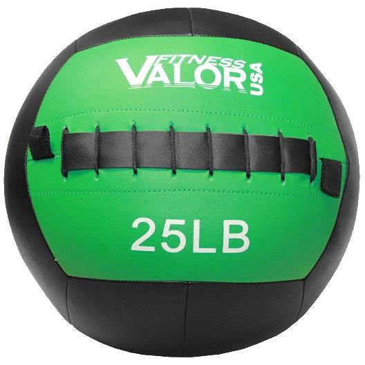 Valor Fitness 25lb Wall Ball WB-25 - Fitness Gear