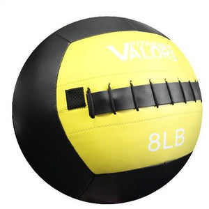 Valor Fitness 8lb Wall Ball WB-8 - Fitness Gear