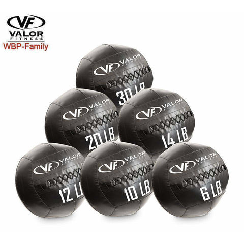 Image of Valor Fitness WBP-10 10lb Wall Ball Pro - Fitness Gear