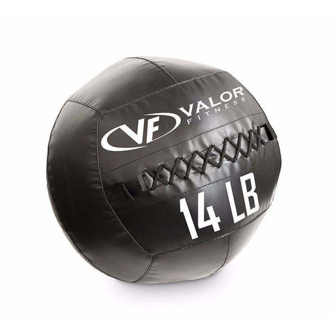 Image of Valor Fitness WBP-14  14lb Wall Ball Pro - Fitness Gear