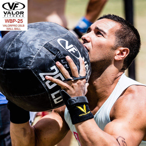Image of Valor Fitness WBP-25 Valor Fitness 25lb Wall Ball Pro - Fitness Gear