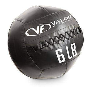 Valor Fitness WBP-6   6lb Wall Ball Pro - Fitness Gear