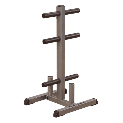 Body-Solid Olympic Plate Tree & Bar Holder - Fitness Gear