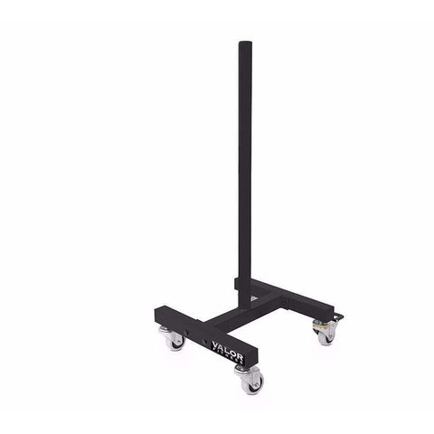 BH-19 ValorPRO Bumper Plate Stand with wheels - Fitness Gear