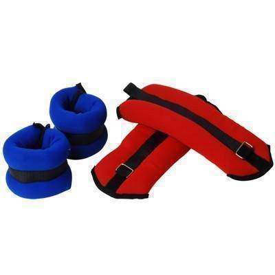 Valor Fitness 2-3lb Red / Blue Weight Set (4) EH-36 - Fitness Gear