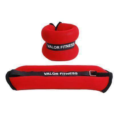 Valor Fitness 3 lb Blue Weight (2) EA-11 - Fitness Gear