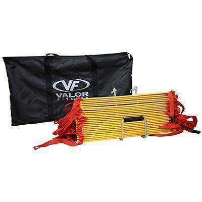 Image of Valor Fitness Agility Training Ladder EL-Ladder - FitnessGearUSA.Com