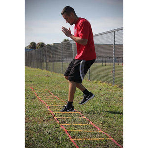 Valor Fitness Agility Training Ladder EL-Ladder - FitnessGearUSA.Com