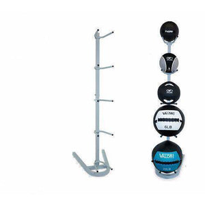 Valor Fitness BG-50 Wall/Med. Ball Rack - Fitness Gear