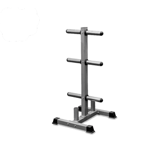 Valor Fitness BH-9 Olympic Bar and Plate Rack - Fitness Gear