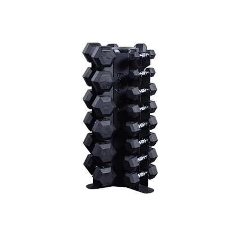 Weights - Vertical Dumbbell Rack, 10 Pairs