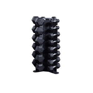 Vertical Dumbbell Rack, 10 pairs - Fitness Gear
