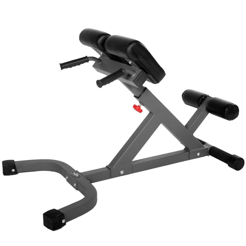 Image of XMark 11-Gauge 45-Degree Hyperextension XM-7465 - Fitness Gear