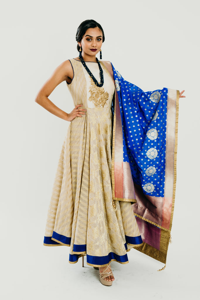 Alloy Anarkali