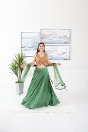 Yarrow Lengha Suit