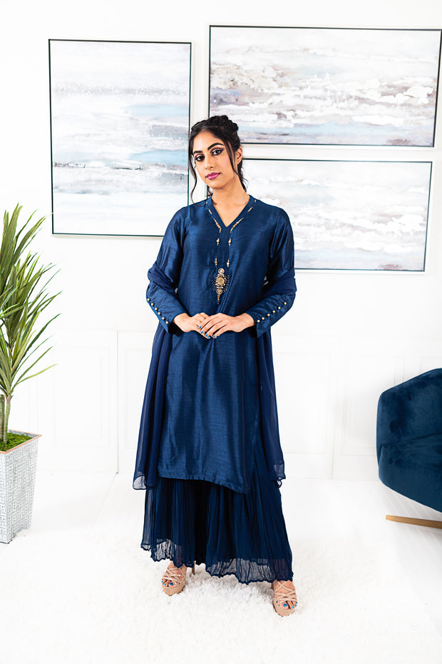 Thistle Sharara Suit