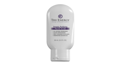 Deeply Purifying Facial Scrub - Tru Energy Skincare