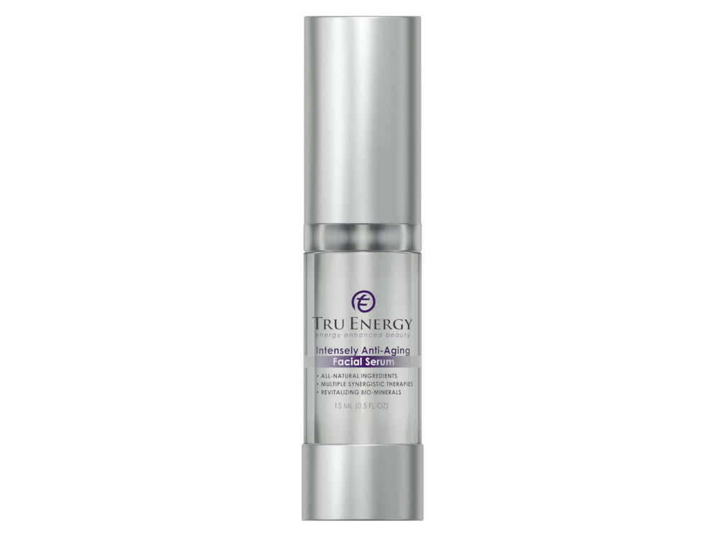 Intensely Anti-Aging Facial Serum - Tru Energy Skincare