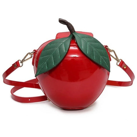 Limited Edition Candy Apple Purse