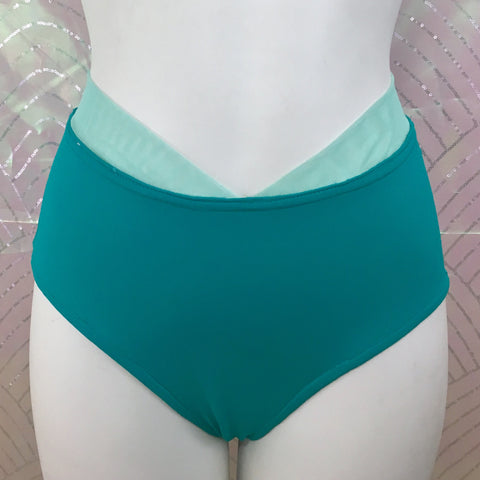High-waist Seashell bottom