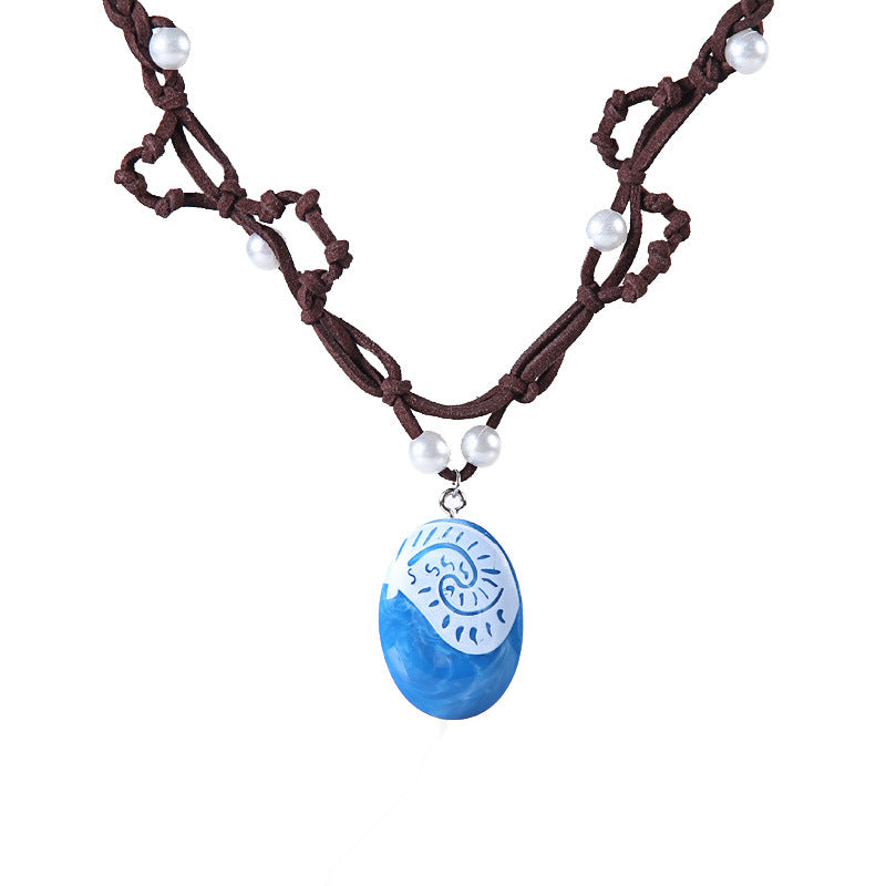 Ocean's Call Necklace