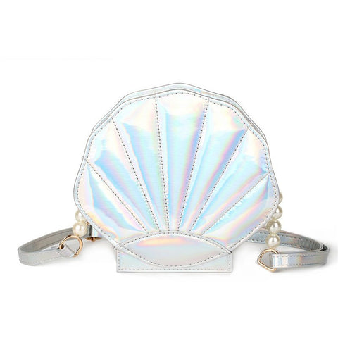 Mermaid Seashell purse