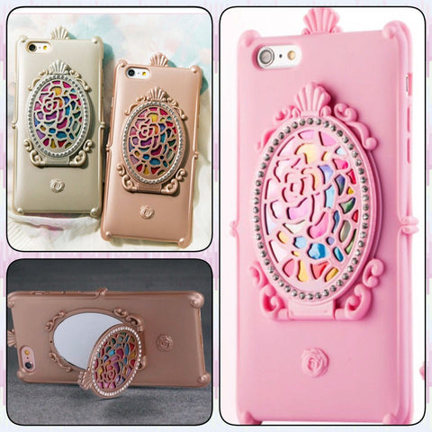 Seashell Mirror Iphone case