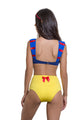 Candy Apple Bikini Bottom