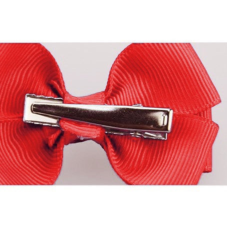 Limited Edition Red Bow Hair Clip