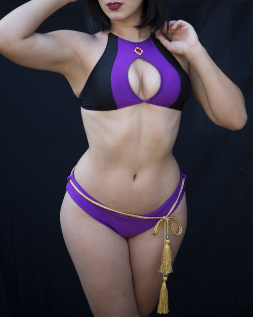 Dark Queen Bikini Bottom - Limited Edition