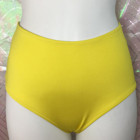 Candy Apple High-waist Bottom Sample